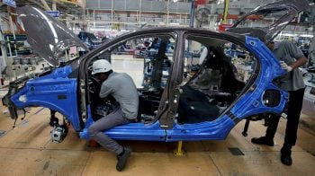 Tata Motors resumes operations across manufacturing plants