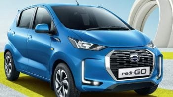Nissan Motor India launches new version of Datsun redi-GO