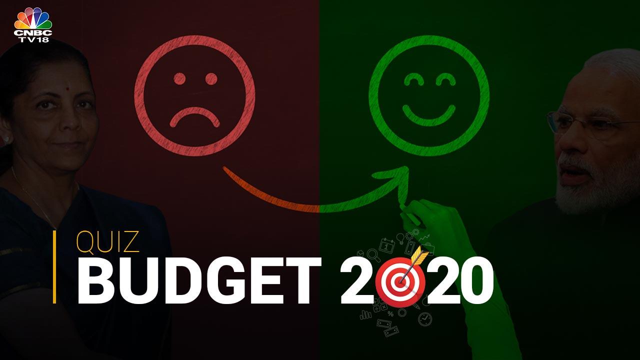 Budget Quiz V - Saurav R Dutta