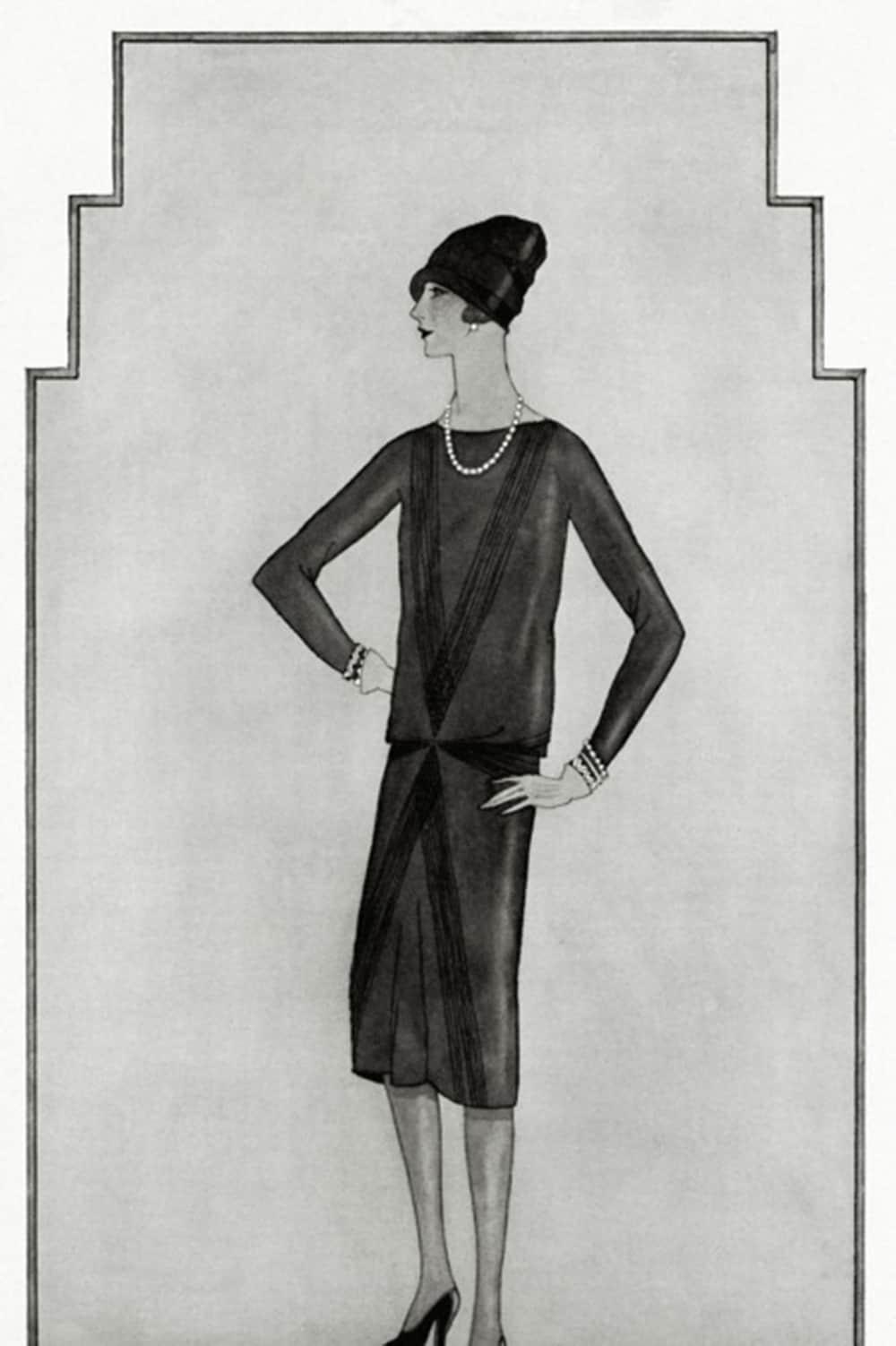 Chanel's Little Black Dress.