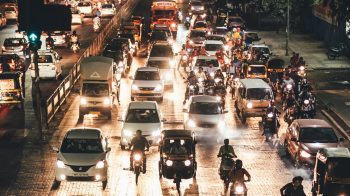 Four Indian cities in the world's worst traffic-choked list