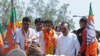 Delhi elections: BJP MP Gautam Gambhir debunks AAP's education claims