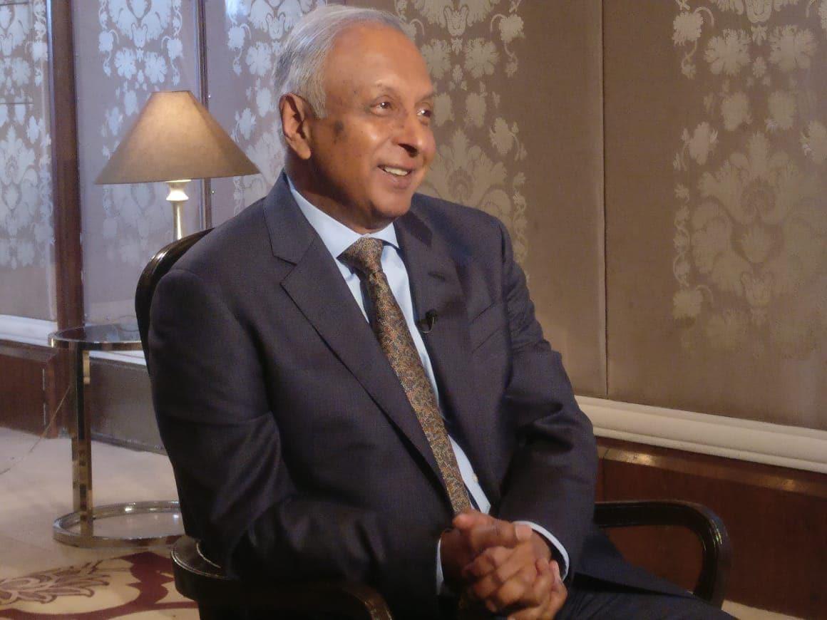 Ronojoy Dutta IndiGo CEO