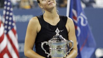 In pictures: Maria Sharapova retires from tennis at age 32