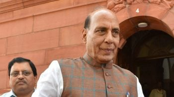 No religious discrimination in India, says Home Minister Rajnath Singh