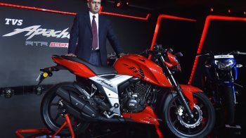 TVS Motor Q2 profit drops on higher commodity prices