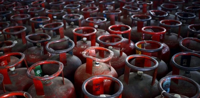 Subsidised cooking gas price hiked by Rs 2.71 per cylinder