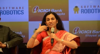 Probe report on Kochhar in two-and-half months: ICICI Bank chief