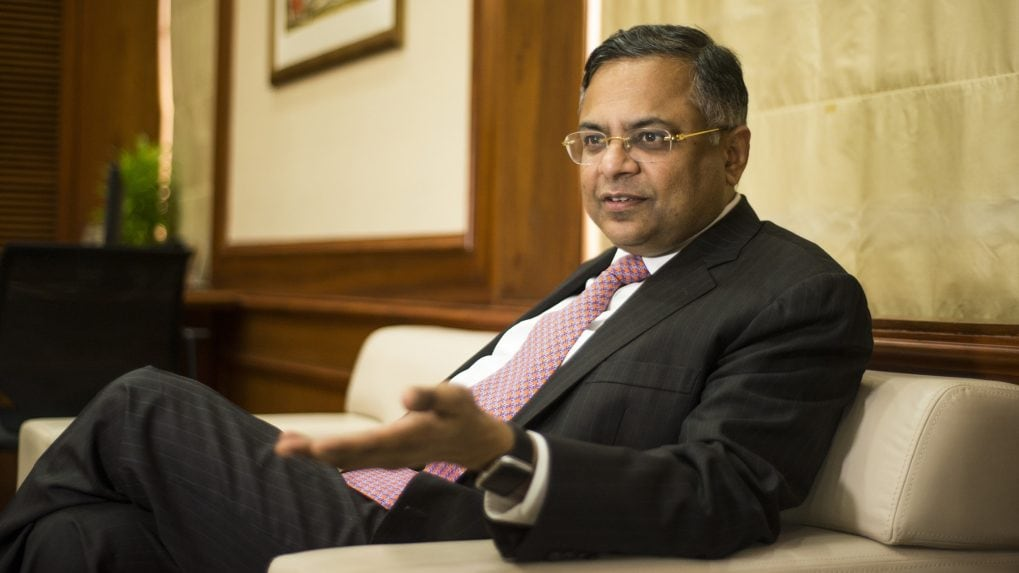Tata Group will 'look at' Air India EoI document, says chairman N Chandrasekaran