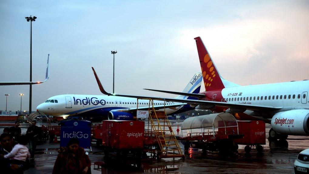 India's domestic air passenger traffic at 51-month low in November