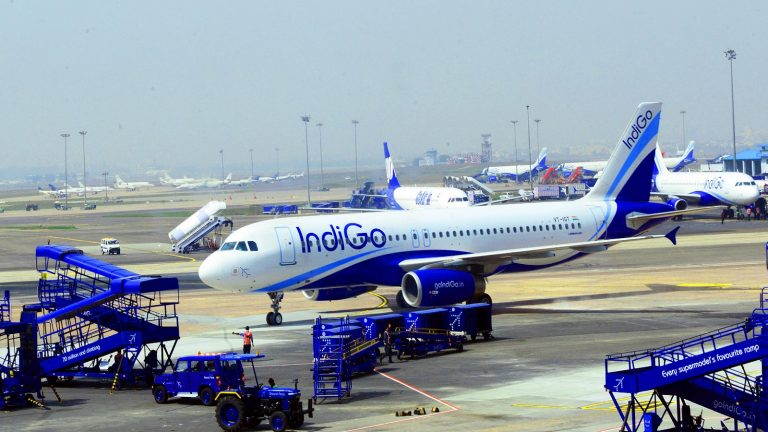 Engine issues ground new IndiGo Airbus A320 neo aircraft