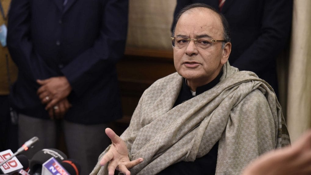 Arun Jaitley defends note ban, outlines demonetisation's achievements