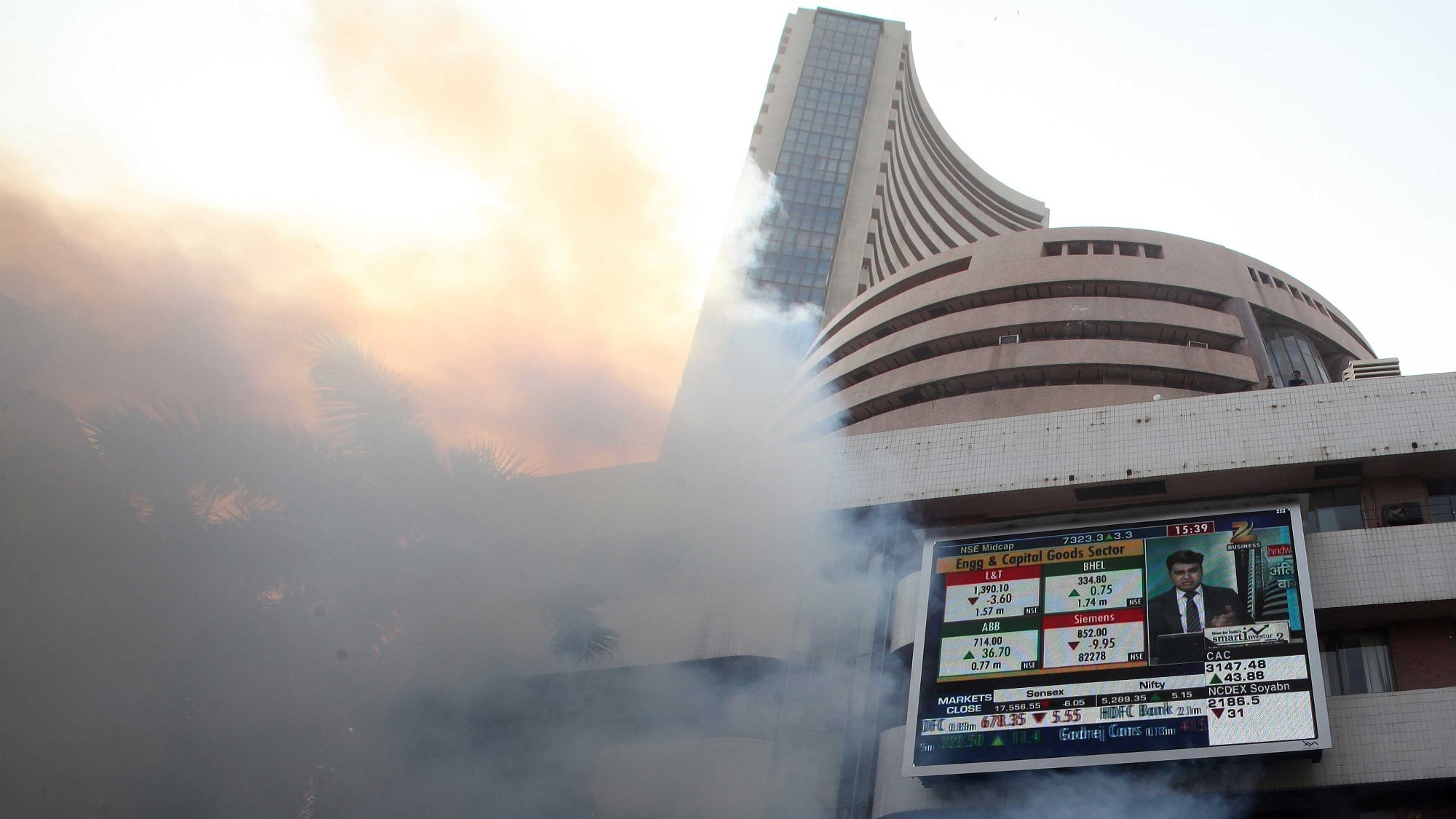 3. Markets At Close On Friday: Indian shares ended higher on Friday, boosted by financials, as investors pumped in money into equities amid hopes that tensions with Pakistan were easing. The Sensex closed 0.54 percent up at 36,063.81 and the Nifty 50 ended 0.67 percent higher at 10,863.50. Inidan markets were closed on Monday on account Mahashivratri (Image: Getty Images)