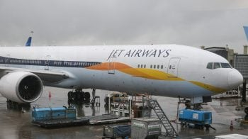 Jet Airways' standalone Q4 net loss at Rs 1,036 crore