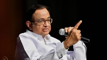 The Latest: CBI, ED visit Chidambaram's residence after HC declines his bail plea