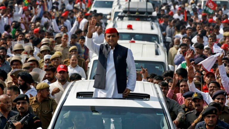 Samajwadi Party is the richest regional party in India
