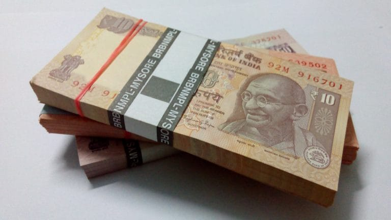 Rupee sheds 5 paise against dollar in opening trade