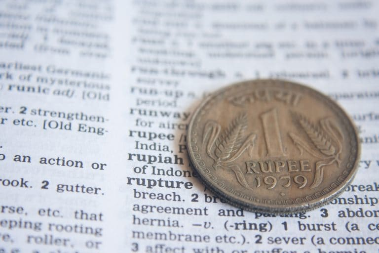 Rupee slides to new record low against U.S. dollar