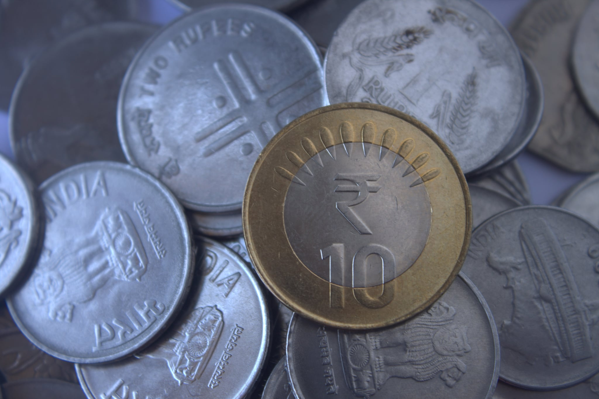 5. Rupee: The rupee closed at 71.56, up by 24 paise against the dollar on Tuesday. (Image: Stock Image)