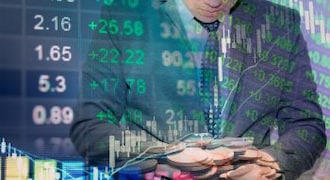Sensex and Nifty turn positive for 2019; financials outperform