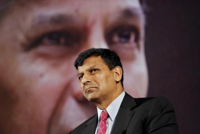 Not too concerned about rupee hitting an all-time low, says Raghuram Rajan