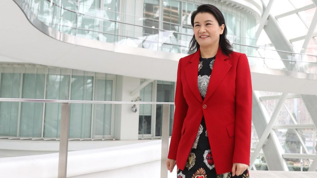 World's richest self-made woman shares 3 pieces of advice for success