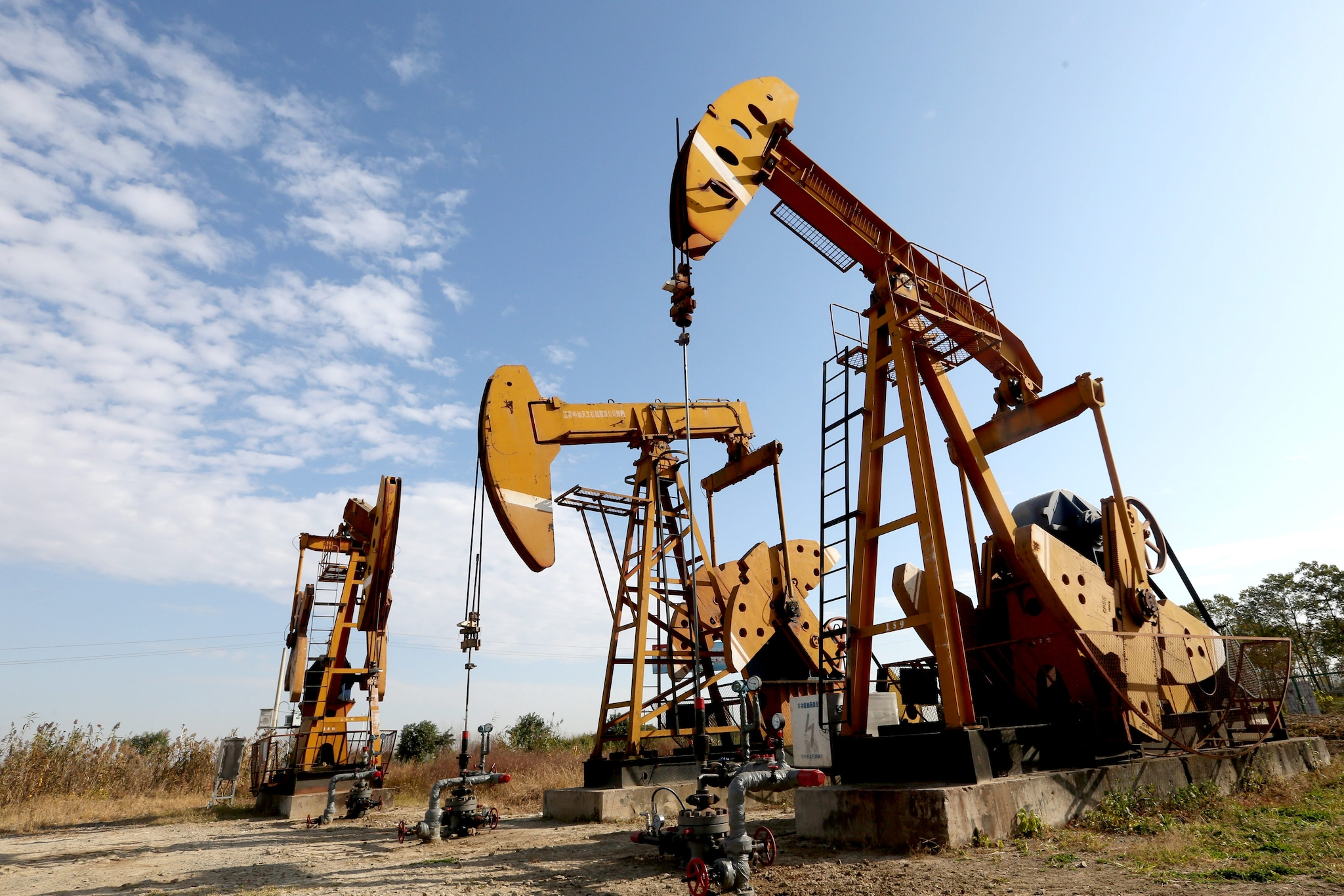 4. Crude Oil: US West Texas Intermediate (WTI) crude futures were at $53.76 per barrel at 2338 GMT, up 10 cents, or 0.2 percent, from their last settlement. They closed down 1.7 percent on Tuesday. International Brent crude oil futures had yet to trade, after closing down 0.8 percent in the previous session.  (Image: Reuters/Caption Credits: Reuters)
