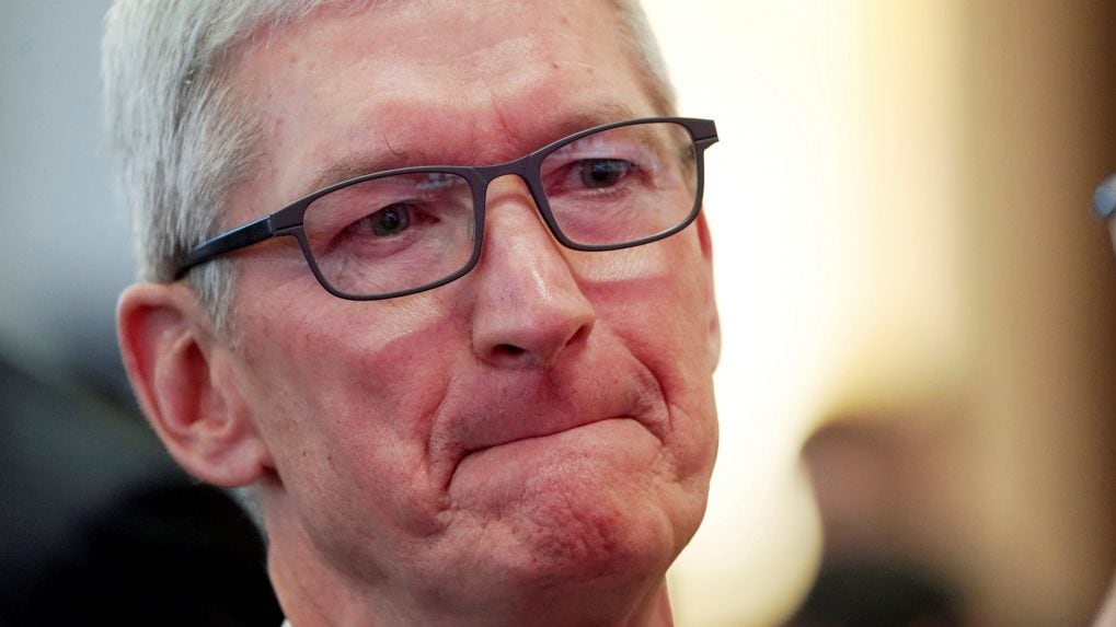 Apple CEO changes Twitter name to 'Tim Apple'