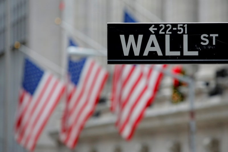 2. US: The Dow Jones Industrial Average fell 53.22 points, or 0.21 percent, to 25,053.11, the S&P 500 gained 1.92 points, or 0.07 percent, to 2,709.8 and the Nasdaq Composite added 9.71 points, or 0.13 percent, to 7,307.91. (Image: Reuters)