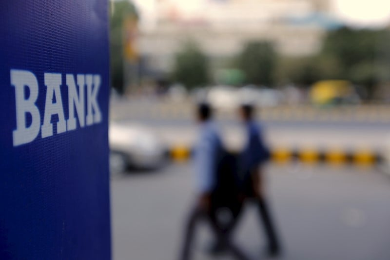 Andhra Bank Q3: Loss at Rs 578.6 crore versus Rs 532 crore; net interest income rises to Rs 1,698.27 crore versus Rs 1,672.21 crore YoY. (Image: Reuters)