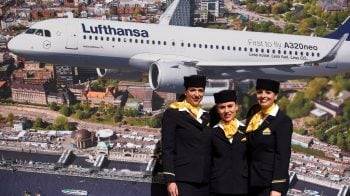 Lufthansa pulls more big jets, issues gloomy outlook