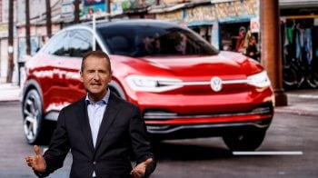 Volkswagen CEO joins Twitter with friendly jibe at Elon Musk