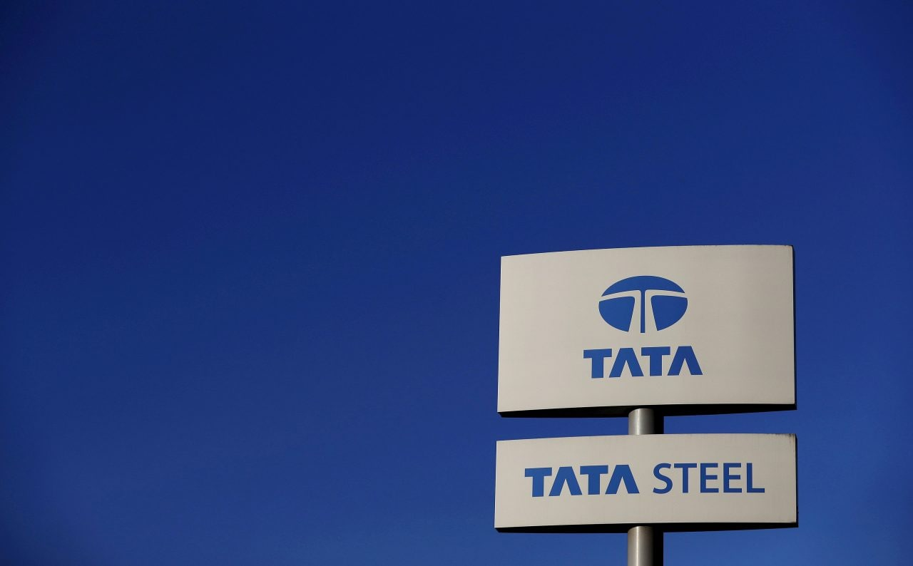 Tata Steel    CARE raised the Company's long-term credit rating to AA + from AA and the outlook to Stable from Negative.  (Image: Reuters)