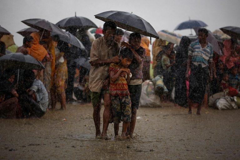 Political developments in Maldives, Sri Lanka and Rohingya crisis kept India busy in 2018
