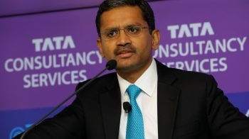 TCS 1.5% away from being India's first $100 billion m-cap company