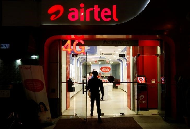 Bharti Airtel: The company's rights issue of over 113.3 crore shares has been oversubscribed, with bids for over 119.6 crore stocks.