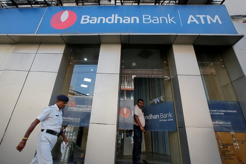 Bandhan Bank: The bank would reduce its microloan interest rate by 70 basis points (bps) to 17.95 percent, which would be applicable to new disbursements from June 18. (Image: Reuters)