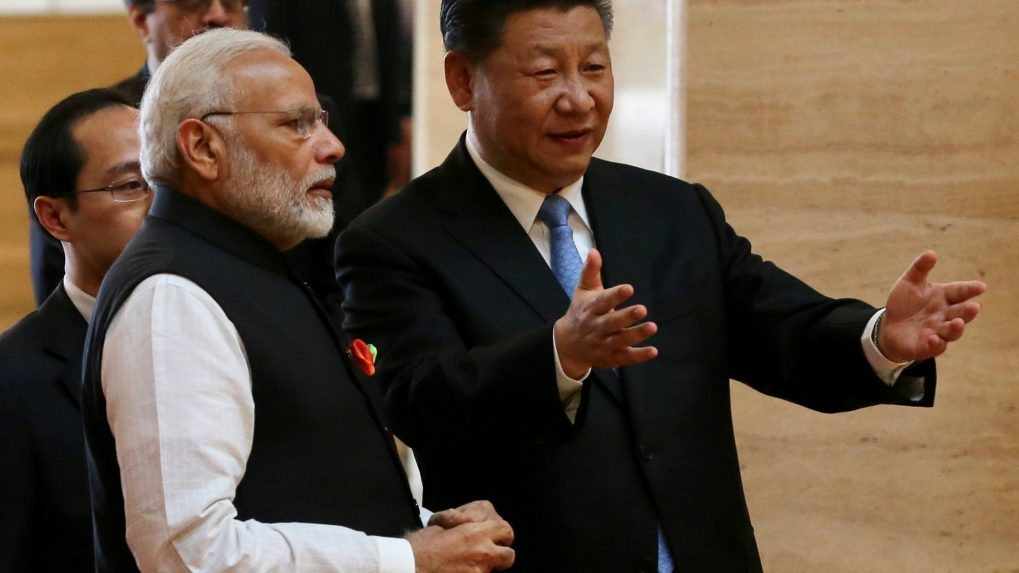 India and China agree on maintaining border peace, says government official