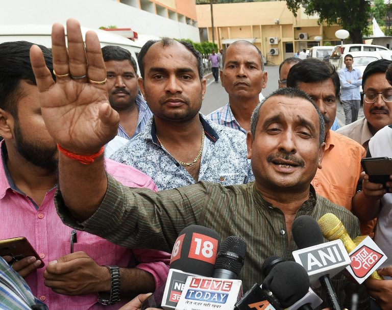 Unnao rape case: Ex-BJP MLA Kuldeep Sengar charged with murder of survivor's father, says Court