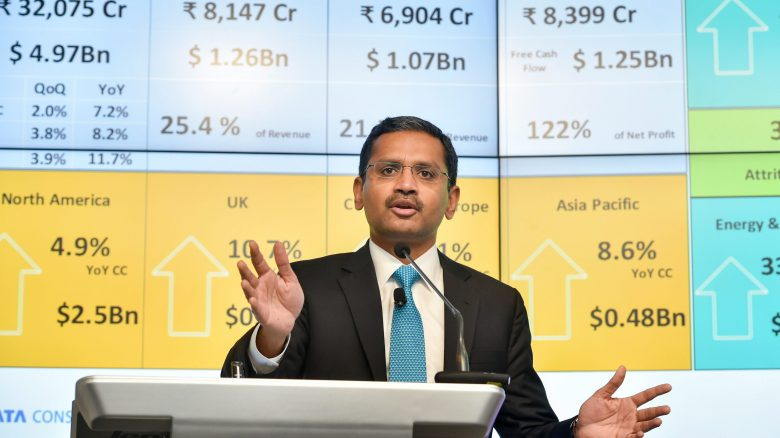 Doubling down on investments in life sciences and healthcare space: TCS CEO Rajesh Gopinathan