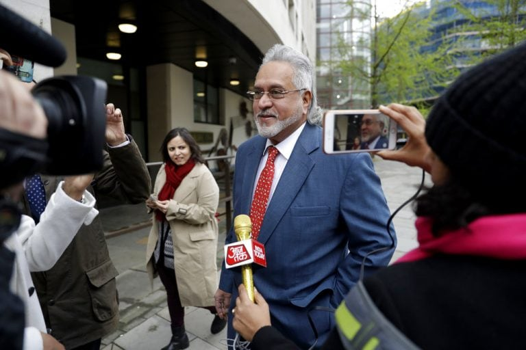 UK High Court orders Vijay Mallya to pay two lakh pounds to Indian banks