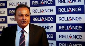 ADAG companies' shares plunge after Crisil downgrades Reliance Infrastructure