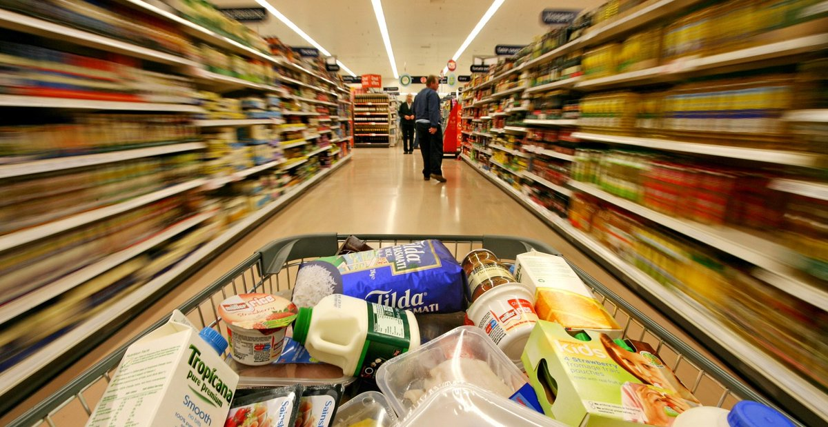 7. FMCG To Witness Softer Growth: The fast-moving consumer goods (FMCG) manufacturers would witness even softer growth in the October-December 2019 period. Projections by market research firm Nielsen indicate that growth in Q4CY19 could be in the range of 6.5 to 7.5 percent. This can be compared to the 7.6 percent growth that the FMCG sector saw in Q3CY19. Nielsen has retained its annual growth forecast for 2019 for the FMCG market at 9-10 percent. In the last quarter, Nielsen had revised lower its earlier growth forecast of 11-12 percent. (Image: Reuters)