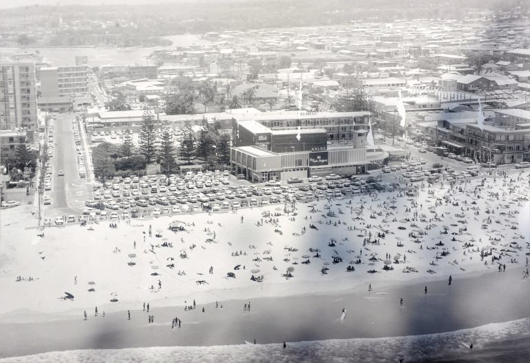 The history of Gold Coast, which is hosting the Commonwealth Games