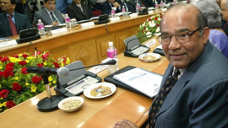 Here's the full text of former RBI governor YV Reddy's speech on farm sector doles