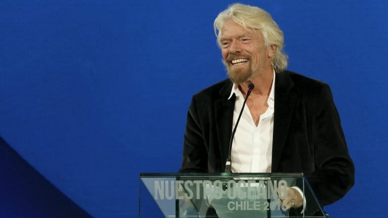 Here's how Richard Branson started his Virgin Atlantic airline