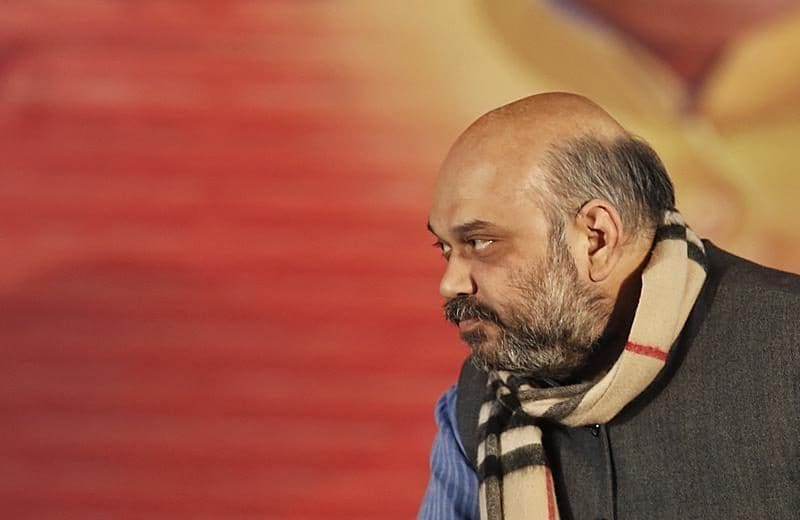 Congress can only daydream of winning polls, says Amit Shah