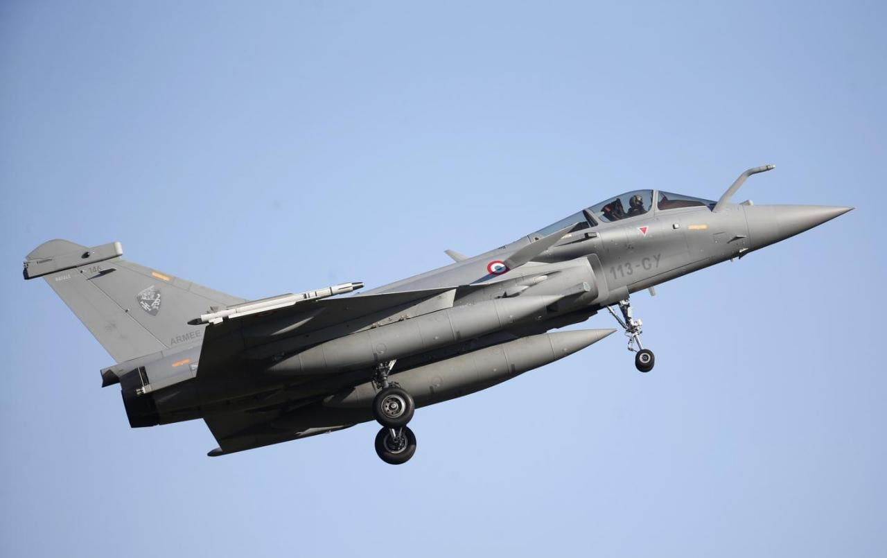 9. CAG Report On Rafale Deal: The Comptroller and Auditor General (CAG) of India suggested the union defence ministry revisit the entire process of acquiring for the Indian Air Force, including the 36 Rafale jets, in order to simplify the process as the auditor said the acquisition wing was unable to weed out the redundant activities. (Image: Reuters)