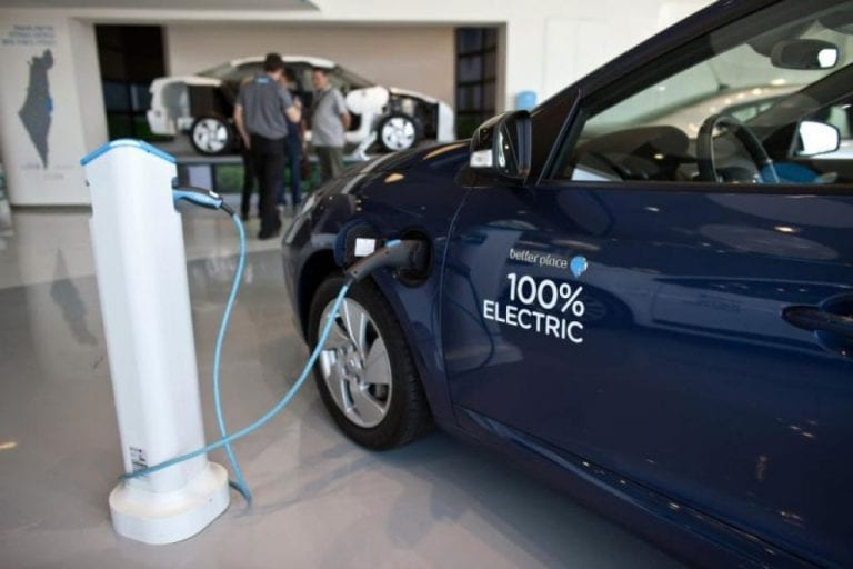 Government lowers import duty on components for electric vehicles
