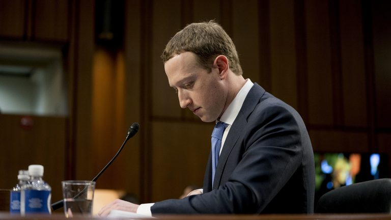 Facebook CEO Mark Zuckerberg set to face leadership vote today